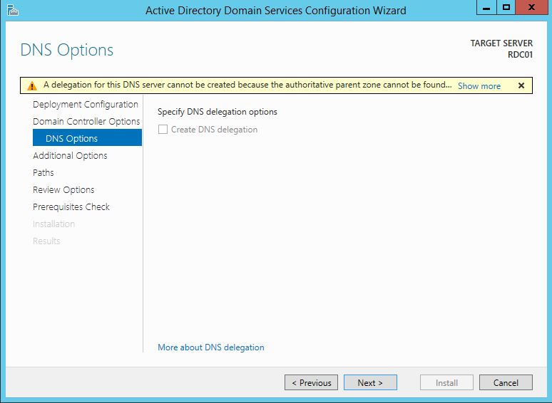 how to start directory services restore mode in server 2012